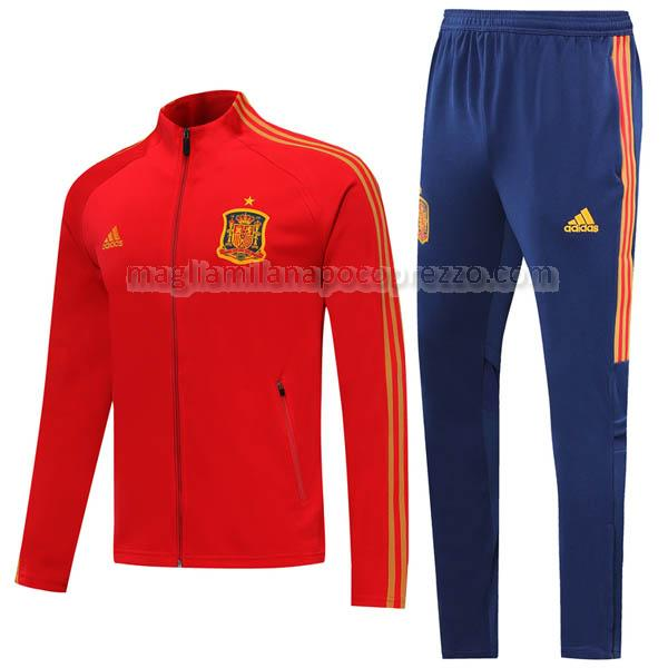 jacket spagna rosso 2020-2021